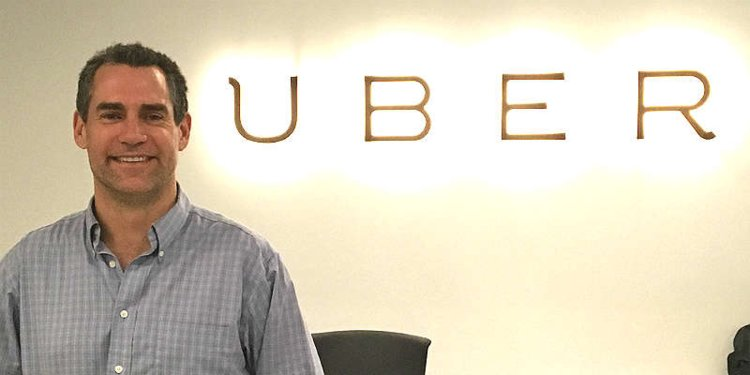Uber's top adviser has resigned following reports of a sexual-misconduct investigation